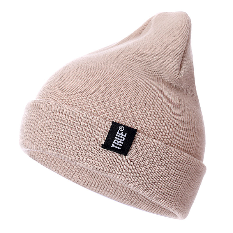 10 Colors Casual Beanies for Men Women Fashion Knitted Winter Hat Solid Hip-hop Skullies Hat Bonnet Unisex Cap